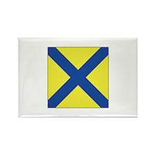 "Allied Flag Number ""5"" Magnets"