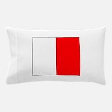 "ICS Flag Letter ""H"" Pillow Case"