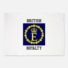 British Royalty 5'x7'Area Rug