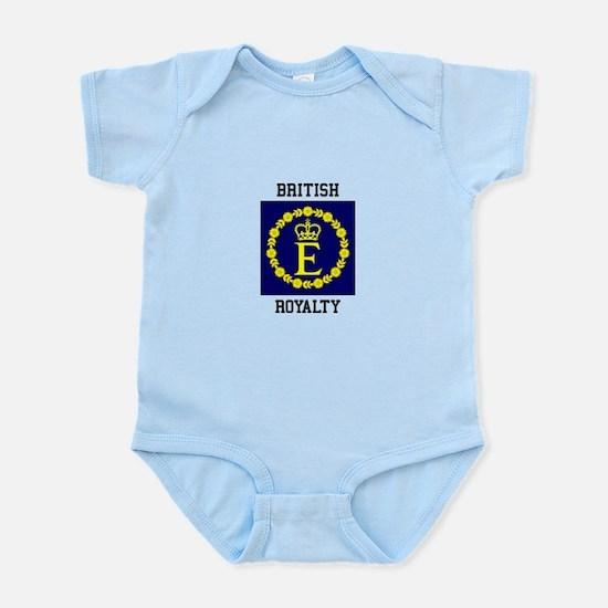 British Royalty Body Suit