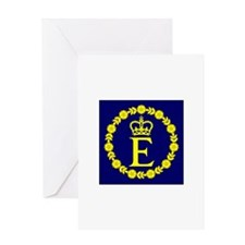 Queen Elizabeth Personal Greeting Cards