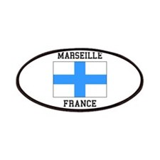 Marseille France Patch