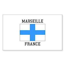Marseille France Decal