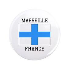 Marseille France Button