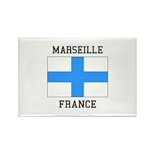 Marseille France Magnets