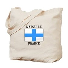 Marseille France Tote Bag