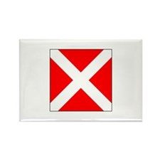 "Allied Flag Number ""4"" Magnets"