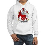 Thorburgh Family Crest Hooded Sweatshirt