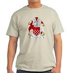 Thornburg Family Crest Light T-Shirt