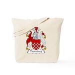 Thornburg Family Crest Tote Bag