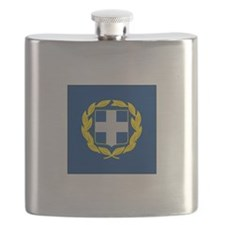 Presidential Seal Greece Flask