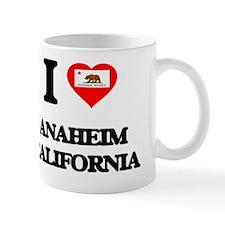 I love Anaheim California Mug