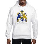 Thornbery Family Crest Hooded Sweatshirt
