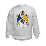 Thornbery Family Crest Kids Sweatshirt