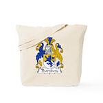Thornbery Family Crest Tote Bag