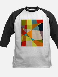 Mid Century Modern Geometric Baseball Jersey