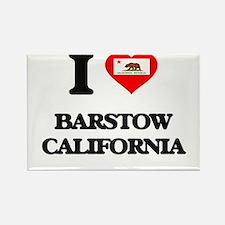 I love Barstow California Magnets