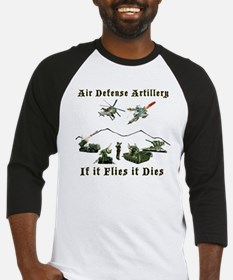 Air Defense Artillery If It Flies  Baseball Jersey