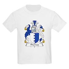 Thomas Family Crest T-Shirt