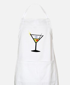Martini Glass 1 BBQ Apron