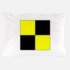"""ICS Flag Letter """"L"""" Pillow Case"""