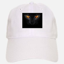Black Cat Baseball Baseball Baseball Cap