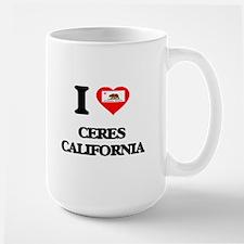 I love Ceres California Mugs