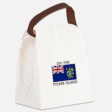 100% Pure Pitcairn Islander Canvas Lunch Bag