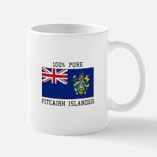 100% Pure Pitcairn Islander Mugs