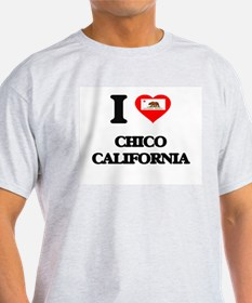 I love Chico California T-Shirt