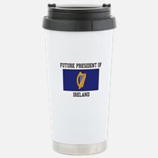 Presidential Seal Ireland Travel Mug