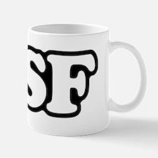 Classic I Heart SF Mug