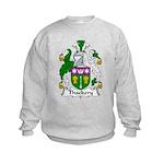 Thackery Family Crest Kids Sweatshirt