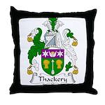 Thackery Family Crest Throw Pillow