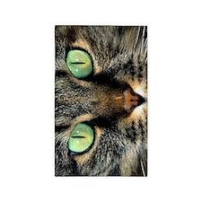 Cat Face Area Rug