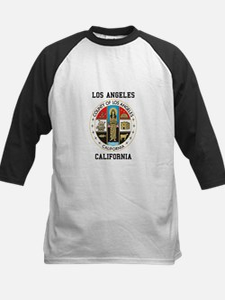 County of Los Angeles Baseball Jersey