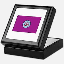 Cordoba, Spain Flag Keepsake Box