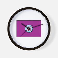 Cordoba, Spain Flag Wall Clock