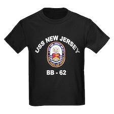 USS New Jersey BB 62 T