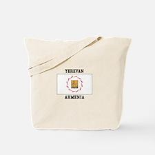 Yerevan Armenia Tote Bag