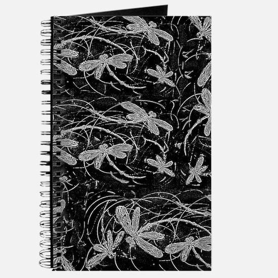 Dragonfly Night Flit Journal