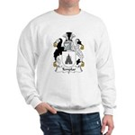 Templar Family Crest Sweatshirt
