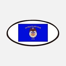 Merchant Marine Flag Patch