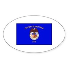 Merchant Marine Flag Decal