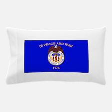 Merchant Marine Flag Pillow Case