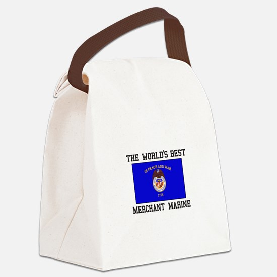 Best Merchant Marine Canvas Lunch Bag