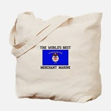 Best Merchant Marine Tote Bag