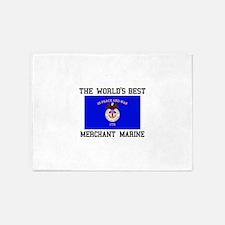 Best Merchant Marine 5'x7'Area Rug