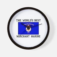 Best Merchant Marine Wall Clock
