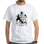 Tempest Family Crest White T-Shirt